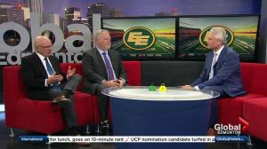 Edmonton Eskimos to help mark 50th anniversary of Cross Cancer Institute