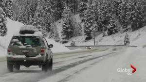 Kootenay residents call roads unsafe, demand better maintenance (02:03)