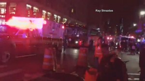 Explosion in New York City injures at least 25 people