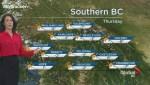 BC Evening Weather Forecast: Feb 21