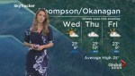 BC Evening Weather Forecast: Jun 26