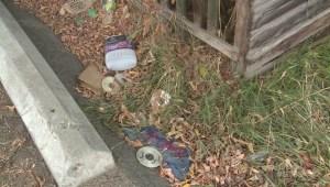 Homelessness affecting Kelowna neighbourhood