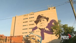 Leonard Cohen 'watches over' old stomping grounds