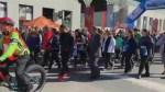 La Grande Marche encourages Montrealers to be active