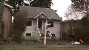 Modest shack in Point Grey selling for absurd price