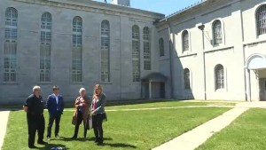 Rocking the Big House: Kingston Penitentiary to host September concert