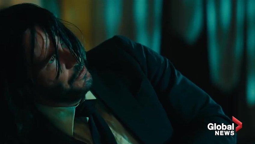 'John Wick: Chapter Three' Trailer Teams Up Keanu Reeves And A Horse