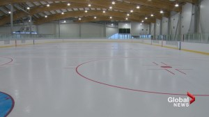 New YMCA arena and leisure pond in Rocky Ridge set to open