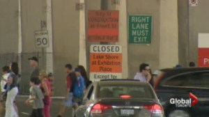 Weekend road closures bolster Toronto's economy