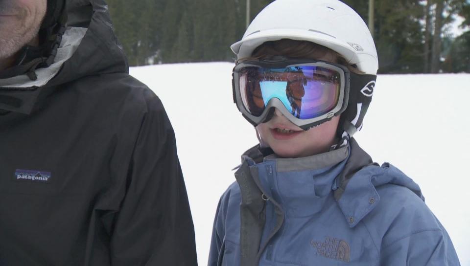 Ski season at Cypress Mountain begins early