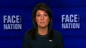 Nikki Haley says women accusers should be heard, even if Trump is target