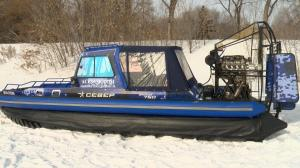 North Battleford man adds multipurpose 750K Sever airboat to his fleet