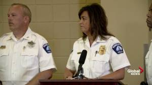 'This is about an individual officers actions': Minnesota police chief