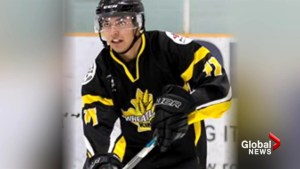 Southern Alberta hockey community mourns shooting death of young player