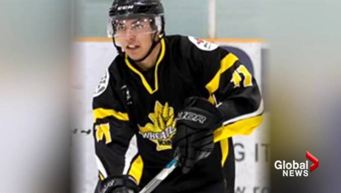 Southern Alberta hockey community shocked by homicide of young