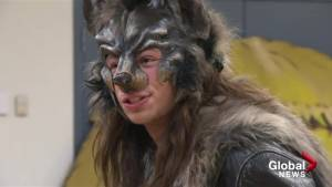 Theatre Kelowna Society stages Big Bad Wolf (01:31)