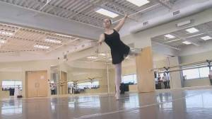 Pint-sized powerhouse Moncton ballerina is heading for New York