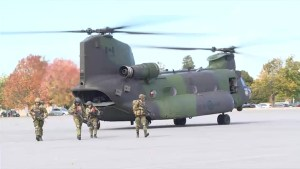 Training exercise prepares troops for Mali