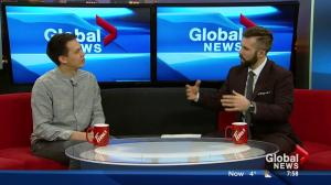 Chris Chang-Yen Phillips named Edmonton's 4th historian laureate