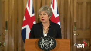 May says Brexit talks have hit an impasse