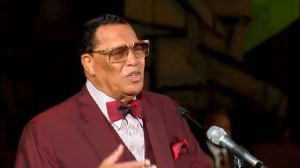Louis Farrakhan criticizes being banned by Facebook, says he used platform 'with respect'