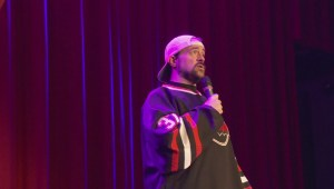 Director Kevin Smith helps save the Rio Theatre