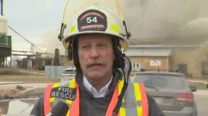 St. Boniface fire, the third in two years