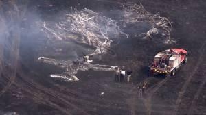 1 dead following plane crash in Oklahoma