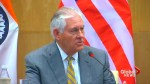 Rex Tillerson says U.S. concerned with Pakistan's 'stability'