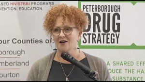 Temporary overdose prevention site to launch in Peterborough