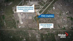 Dorval releases results of study into REM extension