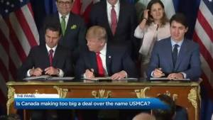 USMCA vs. CUSMA – What's in a name? (04:17)