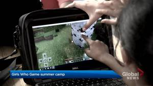 Toronto summer camp attracting more girls to world of gaming