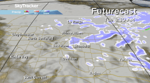 Saskatoon weather outlook: cloudy end to October, snowy start to November