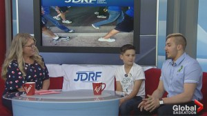 Youth ambassadors excited for upcoming Saskatoon JDRF Walk