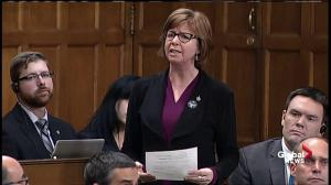 NDP seeks assurance from Liberals that all women will have access to domestic violence shelters
