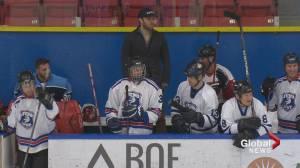 Rock vs Jock in The Juno Cup