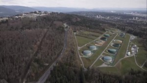 Critics raise red flags about water pressure near Trans Mountain's Burnaby tank farm
