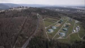 Critics raise red flags about water pressure near Trans Mountain's Burnaby tank farm