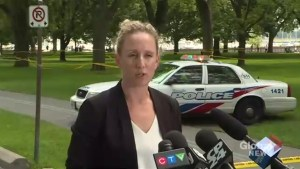 Toronto Police identify Coronation Park victim as 30-year-old Michael Lewis