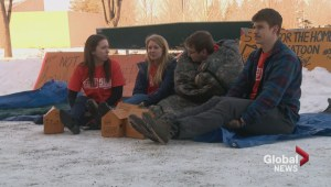 U of S students experience homelessness to raise funds for youth centre