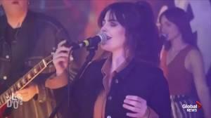 Winnipeg band Amadians perform on Global News Morning