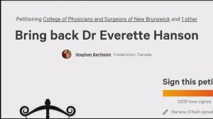 New Brunswick College of Physicians and Surgeons raises concerns over threats and comments made to complainant in doctor suspension