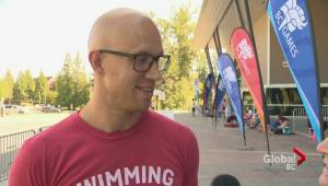 BC Summer Games: One on one with Brent Hayden
