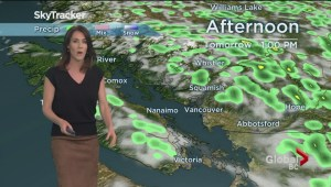 BC Evening Weather Forecast: Jun 14