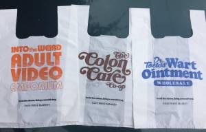 Vancouver store hands out 'embarrassing' plastic bags