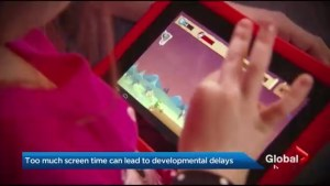 Too much time on screens could lead to developmental delays in children: study