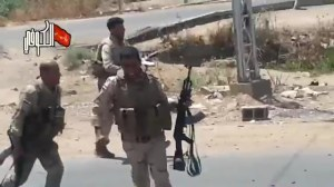 ISIS forces now surround Iraqi military airbase