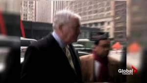 Conrad Black discusses receiving pardon from U.S. President Donald Trump