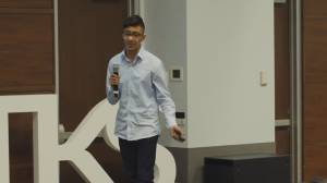 14-year-old health tech innovator says that our education is not setting up a system to create future leaders